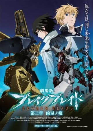 Break Blade 3: Kyoujin no Kizu